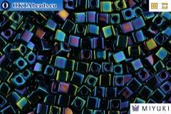 MIYUKI Square Beads Blue Iris (452) CBM452