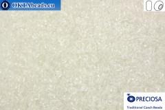 Preciosa český rokajl 1 jakost čirý (00050) 9/0, 50g