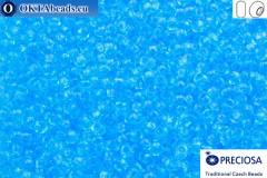 Preciosa český rokajl 1 jakost modrý (60010) 9/0, 50g