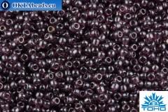 TOHO Beads Round Transparent-Lustered Amethyst (115) 11/0