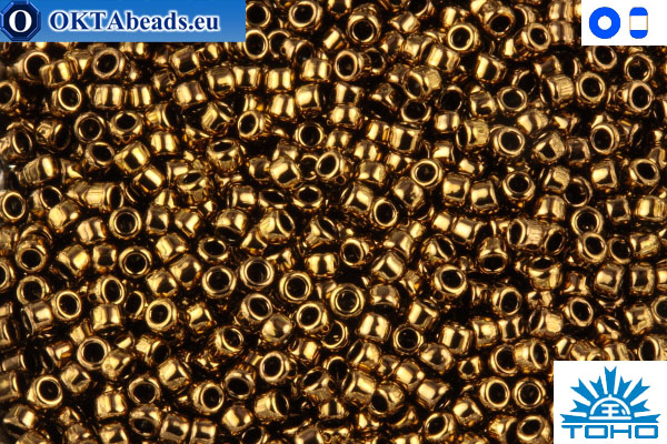 TOHO Beads Bronze (221) 15/0