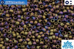 TOHO Beads Matte-Color Iris Purple (615) 15/0