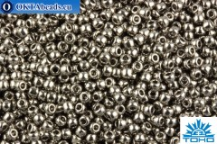 TOHO Beads Round Nickel (711) 11/0