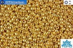 TOHO Beads Round Permanent Finish – Galvanized Starlight (PF557) 11/0