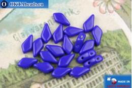 Korálky Kite modrý (33050) 9x5mm, 20ks MK0563