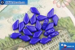 Бусины Кайт синий (33050) 9х5мм, 20шт, MK0563