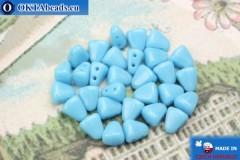 NIB-BIT Beads turquoise (63030) 6x5mm, 30pc