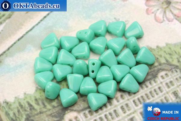 NIB-BIT Beads turquoise (63130) 6x5mm, 30pc