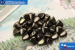 NIB-BIT Beads bronze (LJ23980) 6x5mm, 30pc MK0375