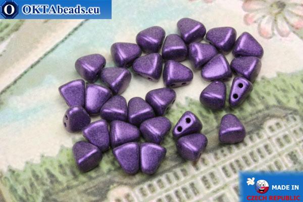 NIB-BIT Beads lilac (79021MJT) 6x5mm, 30pc