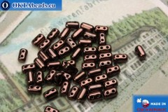 Rulla Beads bronze (LE23980) 3x5mm, 5g