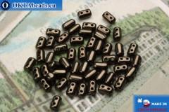 Rulla Beads bronze (LJ23980) 3x5mm, 5g