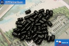 Rulla Beads black (23980) 3x5mm, 5g