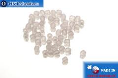 Český korálky ohňovky fialový opal (22010) 3mm, 50ks