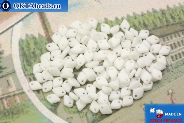 Dragon Scale Bead white (03000) 1,5x5mm, 5gr