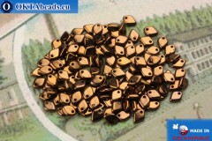 Dragon Scale Bead bronze (23980/14415) 1,5x5mm, 5gr MK0416