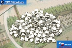 Dragon Scale Bead silver (00030/27000) 1,5x5mm, 5gr