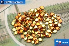Dragon Scale Bead gold copper (00030/98542) 1,5x5mm, 5gr MK0412