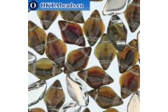 GemDuo beads Backlit Menthol (00030/26732) 8x5mm 20pc