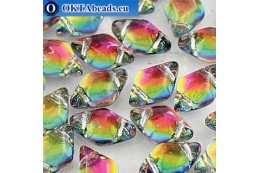 GemDuo beads Backlit Utopia (00030/28102) 8x5mm 20pc MK0682