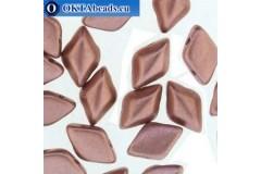 GemDuo beads Bronze Copper (00030/01780) 8x5mm 20pc MK0675