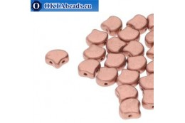 Ginko beads Bronze Copper (00030/01780) 7,5mm 20pc MK0635
