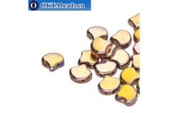 Ginko beads Full Capri (00030/27103) 7,5mm 20pc