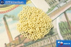 O-Ring Beads beige (13060) 1x3,8mm, 5g MK0441