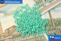 O-Ring Beads turquoise (63130) 1x3,8mm, 5g