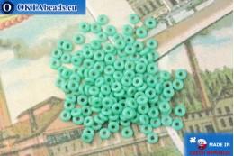 O-Ring Korálky tyrkys (63130) 1x3,8mm, 5g MK0440