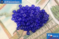 O-Ring Beads blue (30090) 1x3,8mm, 5g, MK0462