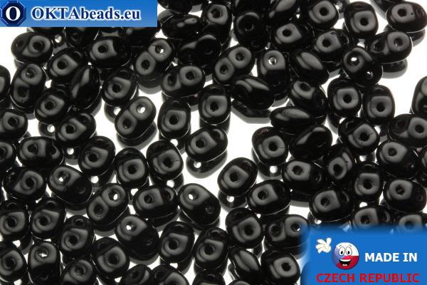 Superduo black (23980) 2,5x5mm, 10g