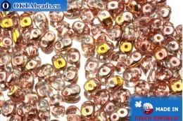 Супердуо кристалл металлик (C00030) 2,5x5мм, 10гр SD040