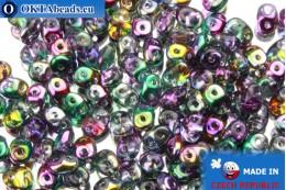 Супердуо кристалл радужный (16314CR) 2,5x5мм, 10гр SD031