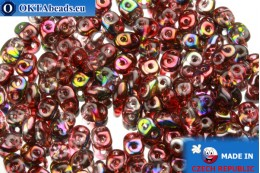 Супердуо кристалл радужный (95200CR) 2,5x5мм, 10гр SD012