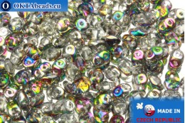 Супердуо кристалл радужный (V00030) 2,5x5мм, 10гр SD018