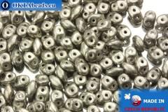 Superduo metalíza (TS23980) 2,5x5mm, 10g