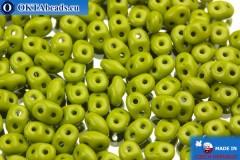 Superduo green (53420) 2,5x5mm, 10g