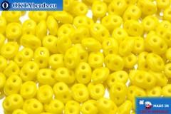 Superduo žlutý (83120) 2,5x5mm, 10g