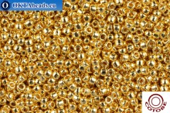 COTOBE Beads 24kt Gold Plated (1001) 15/0, 5gr