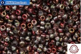 COTOBE Beads Ancent Burgundy Firework 11/0, 10гр CTBJ119