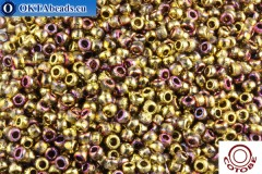 COTOBE Beads Ancent Gold and Sunset (J088) 8/0