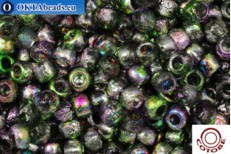 COTOBE Beads Ancent Green Firework 6/0, 10гр CTBJ122