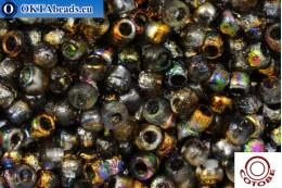 COTOBE Beads Ancent Topaz Firework 6/0, 10гр CTBJ125