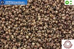 COTOBE Beads Antique Brown Jaspers (J027) 8/0