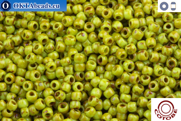 COTOBE Beads Antique Chartreuse (J033) 11/0