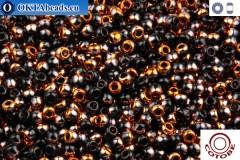 COTOBE Beads Black and Sunrise (J010) 11/0
