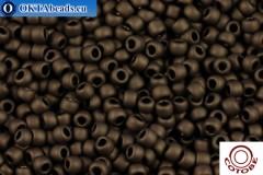 COTOBE Beads Dark Bronze N1 Mat (03001M) 11/0, 10gr