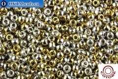 COTOBE Beads Gold and Silver (J080) 11/0
