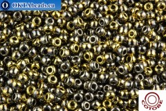 COTOBE Beads Gold and Steel (J079) 11/0